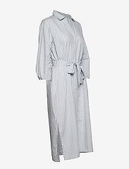 Modström - Jasleen dress - sommerkjoler - blue stripe - 3