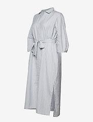 Modström - Jasleen dress - sommerkjoler - blue stripe - 4