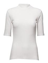 Krown t-shirt - PORCELAIN
