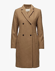 Odelia coat - BROWN SUGAR