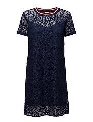Caitlyn dress - RICH BLUE