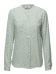Caroline print shirt - GRAPHIC STROKES