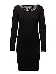Darwin dress - BLACK