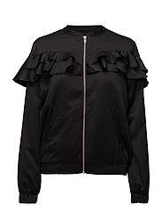 Deryl jacket - BLACK