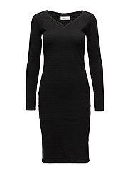 Farina dress - BLACK