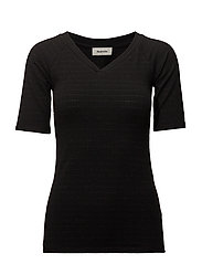 Farina t-shirt - BLACK