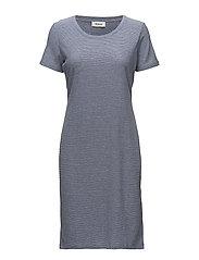 Farson dress - RICH BLUE