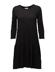 Fatana dress - BLACK