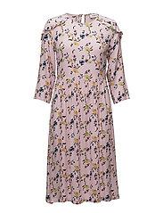 Fardosa print dress