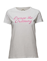Filur t-shirt - WHITE