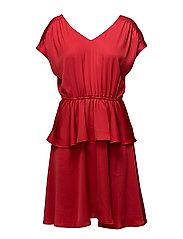 Field dress - APPLE RED