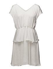 Field dress - OFF WHITE