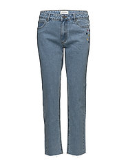 Frenchy vintage blue jeans - VINTAGE BLUE