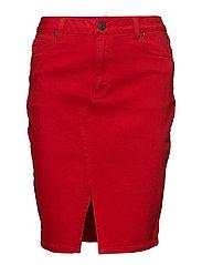 Gilli skirt - APPLE RED