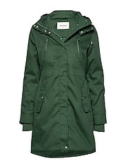 Heaven coat - EMPIRE GREEN