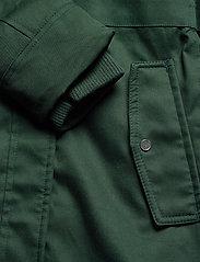 Modström - Heaven coat - parki - empire green - 4