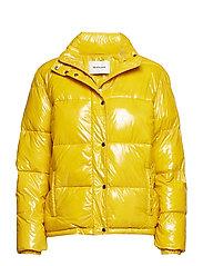Hanson jacket - GOLDEN