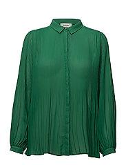 Jordyn shirt - PALM GREEN