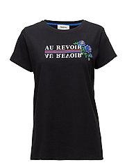 Timonthy t-shirt - BLACK