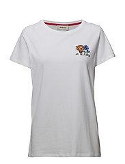 Trevor t-shirt - WHITE