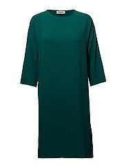 Geo dress - SEA GREEN