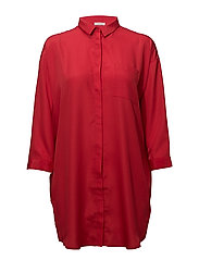 Jex shirt - APPLE RED