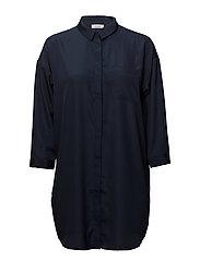 Jex shirt - NAVY SKY