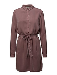 Jaspi dress - ROSE TAUPE