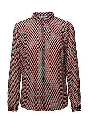 James print shirt - HARLEM SQUARE