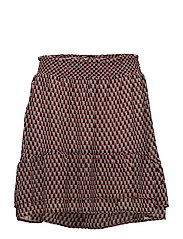 James print skirt - HARLEM SQUARE