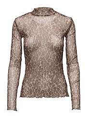 Justina top - LUREX LEO