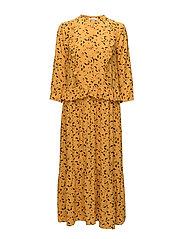 Jaya print dress - VEILTAIL