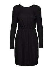 Kathleen dress - BLACK