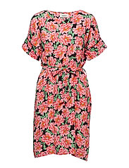 Novo print SS dress - FLEUR