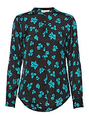 Mandy print shirt - FLOWER FAIRYTALE