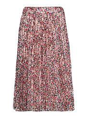 Nabiha print skirt - FLOWER BOMB