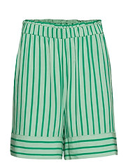 Otis print shorts - MEADOW STRIPE