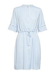 Ocean dress - BLUE WASH
