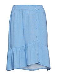 Oates short print skirt - RIVIERA DOT