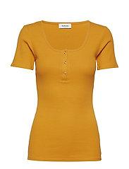 Orson t-shirt - GOLDEN SPICE