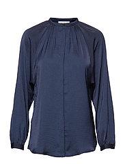 Said shirt - NAVY SKY
