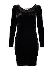 Vinci dress - BLACK