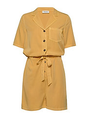 Colin playsuit - MISTY YELLOW