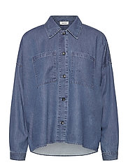 Fever shirt - LIGHT BLUE WASH