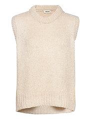 Valentia vest - OFF WHITE
