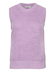 Timme vest - HEATHER