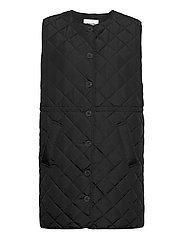 Hena vest - BLACK