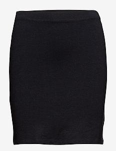 Tutti - pencil skirts - black
