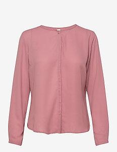 Cyler shirt - langærmede bluser - dusty rose