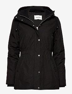 Masco - parka coats - black